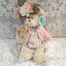Bearington Collection Plush Teddy Bear Daisy & Belle