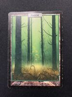 Forest (140) x1 MTG Magic Unhinged Moderately Played, English