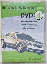 Auto Body Repair Technology DVD 4