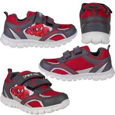 Sportschuhe Kinder Freizeit Schuhe Marvel Spiderman Superheld Gr. 26