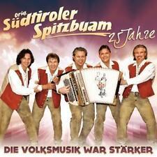 Die Volksmusik War Stärker von Original Südtiroler Spitzbuam (2011)