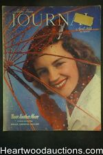 Ladies Home Journal Apr 1938 Steichen cover - High Grade