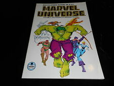 Encyclopédie Marvel Universe 3