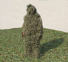 Camouflage Jungle Hunting Ghillie Suit Woodland Sniper Birdwatching Clothes
