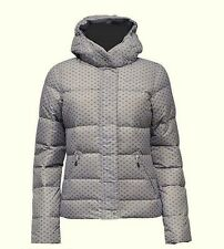 Mesdames nike miroir mince, léger zip off hood duck down jacket, coat 16-18