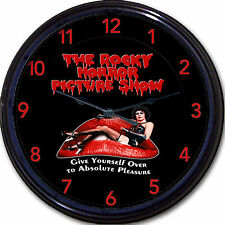 """The Rocky Horror Picture Show Movie Wall Clock Cult Classic Vintage New 10"""""""
