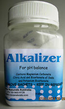 Alkaliser Powder 300g-for pH balance-*Tastes like the old fashioned Fizzy Drink*