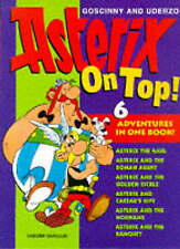 On Top, 6 adventures in one book: Asterix the Gaul; Asterix and the Roman Agen..