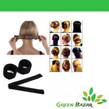 HAIRAGAMI elastico per capelli CHIGNON 2 PZ