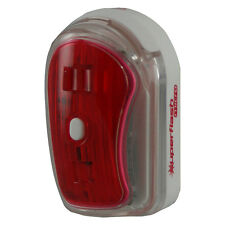 Planet Bike Light REAR Superflash Turbo Micro WHITE/RED NEW