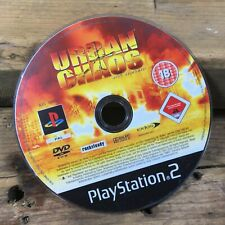 Urban Chaos: Riot Response (Sony Playstation 2) Retro Gaming *DISC ONLY*