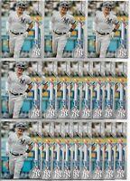 2020 Topps Series 1 Luke Voit (20) Card Bulk Lot #335 New York Yankees