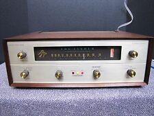 Vintage Fisher model FM 200B tube stereo tuner