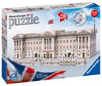 12524 Ravensburger Buckingham Palace 3D Jigsaw Puzzle 216 Quality Pieces Age 10+