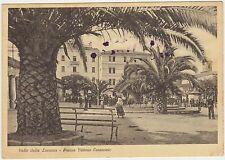 VALLO DELLA LUCANIA - PIAZZA VITTORIO EMANUELE (SALERNO) 1941