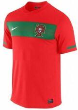 Camiseta de fútbol de selecciones nacionales rojos de portugal