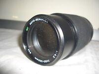 Objektiv Auto Beroflex Multi Coating - 1:4.5 - f=80-200mm - 52mm