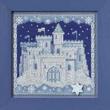 MILL HILL Buttons Beads Kit Counted Cross Stitch ICE CASTLE Winter MH14-1736