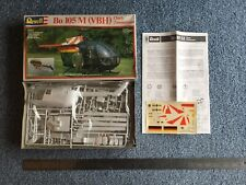 Revell 1:32 Bo105M(VBH) C.Zimmermann helicopter model kit #4432