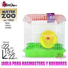 JAULAS PARA HAMSTERS JAULAS DE HAMSTERS JAULA HAMSTER ROEDORES ROEDOR RATONES