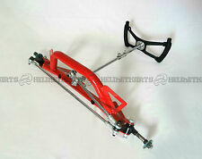 Front chassis frame - Hand control setup (complete) - Go kart drift Buggy