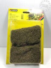 NOCH 07268 herbe à déchirure MARRON MOYEN - 460 cm carrés