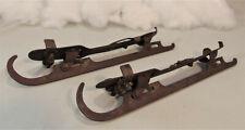 "New listing Antique Metal ICE SKATES, Dated 1881 ""RAYMON EXTENSION SKATES"" Boston Americana"