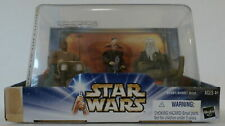 Star Wars Attack of the Clones Jedi High Council 1 of 2 (Hasbro 2002) New in Box