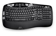 Logitech k350 wireless keyboard, USB, de-Layout teclado inalámbrico