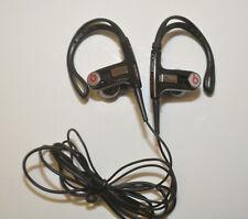PowerBeats by Dr. Dre  MONSTER Ear-Hook Headphones Black Power Beats