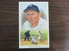 Bill Dickey Perez Steele Post Card New York Yankees