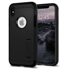 Spigen iPhone X Case Tough Armor Black