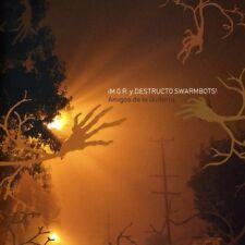 MGR y Destructo Swarmbots - Amigos De La Guitarra [CD]