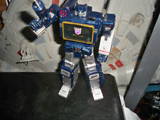 4TH Party Transformers Soundwave Mp-13 masterpiece Displays Well