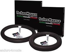 Techno Mousse Moosgummi Set 21/18 Zoll Enduro Black Series 140/80-18 für Enduro