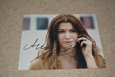 AMIRA EL SAYED signed autograph In Person 8x10 (20x25 cm) HOLOGRAM FOR THE KING