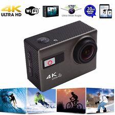 "F68 2.0"" LCD Ultra HD WIFI 4K Action Camara 170 Degree Wide Angle Sports G1"