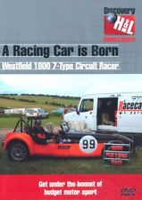 A RACING CAR IS BORN - WESTFIELD 1800 CIRCUIT RACER DVD