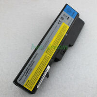 9Cell 7800MAH Battery for Lenovo IdeaPad G460 G560 0679 G770 L09M6Y02 L08S6Y21
