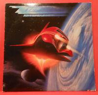 ZZ TOP AFTERBURNER VINYL LP 1985 ORIGINAL PRESS NICE CONDITION! VG/VG+!!C