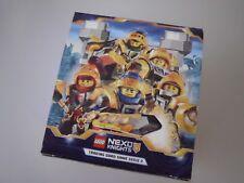 LEGO Nexo Knights 2 - Trading Cards  1 Display (50 Booster)  Deutsch