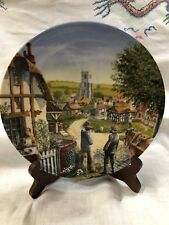 "Royal Doulton ""Rose Cottage"" by Mike Bensley ""Journey Through the Village"""