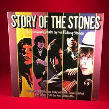 ROLLING STONES Story Of The 1982 UK DOUBLE VINYL LP Record EXCELLENT CONDITION C