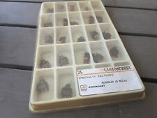 (25) ARROW HART L1010MCRABE TOGGLE SWITCH NEW NOS SALE $89