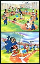 Grenada 1375-1384, Mnh, Disney characters Ameripex 1986. x10715