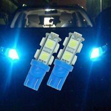 2x Ice Blue LED Back Up Reverse Light Bulbs 9 SMD Lamp T10 921 912 194 #R6