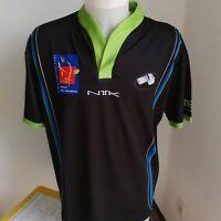superbe maillot d'arbitre de rugby officiel FFR 2xl  midi pyrénées