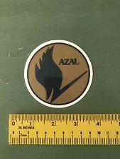 Azal Decal/sticker Airlines