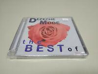 JJ9- THE BEST OF DEPECHE MODE VOLUME 1 CD NUEVO PRECINTADO !!!