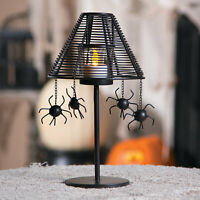 Spider Votive Candle Holder Lamp Halloween Decoration - Home Decor - 1 Piece